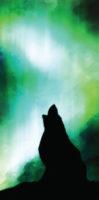 Art-Wolf-Northern-Lights
